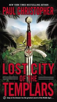 Lost City of the Templars, Christopher Paul Curtis