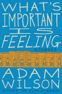 What's Important Is Feeling, Adam Wilson