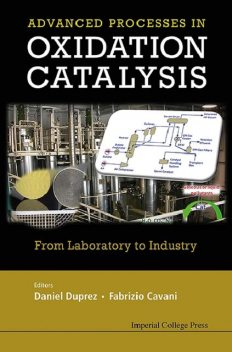 Handbook of Advanced Methods and Processes in Oxidation Catalysis, Daniel Duprez, Fabrizio Cavani