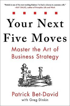 Your Next Five Moves, Patrick Bet-David