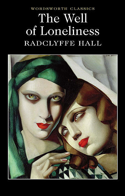 The Well of Loneliness, Keith Carabine, Radclyffe Hall