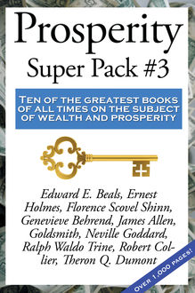 Prosperity Bundle #3, Robert Collier