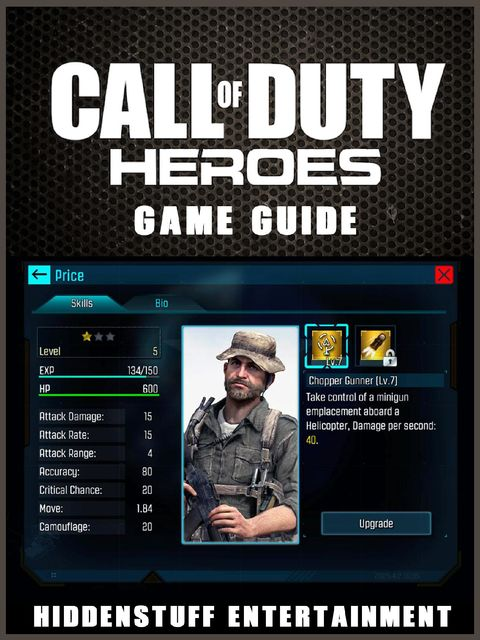 Call of Duty Heroes Game Guide, HiddenStuff Entertainment