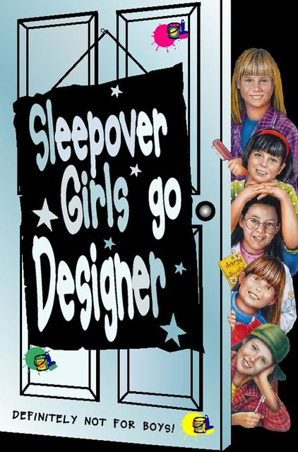 Sleepover Girls Go Designer (The Sleepover Club, Book 16), Narinder Dhami