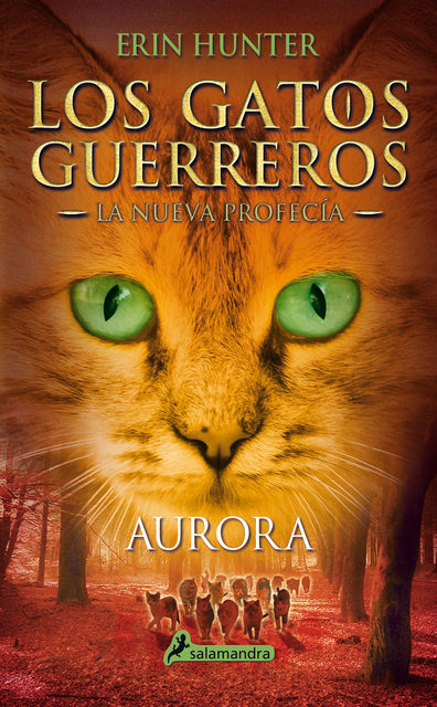Aurora, Erin Hunter