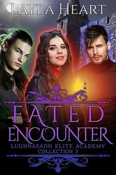 Fated Encounter, Layla Heart