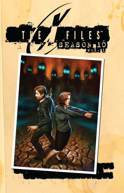 The X-Files: Season 10, Vol. 1, Joe Harris