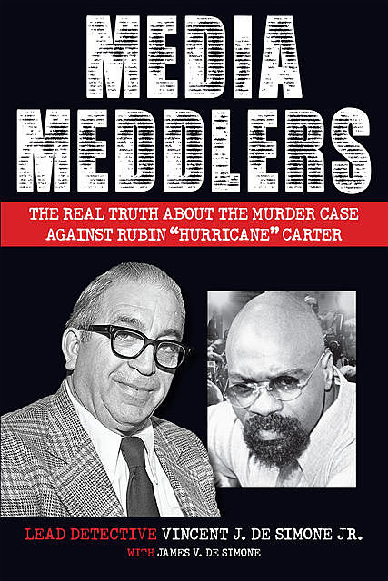 Media Meddlers, James De Simone, Vincent De Simone