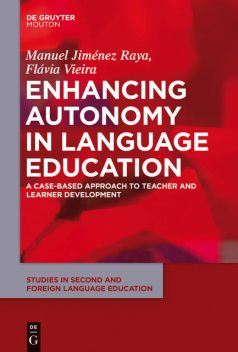 Enhancing Autonomy in Language Education, Flávia Vieira, Manuel Jiménez Raya