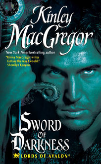 Sword of Darkness, Kinley MacGregor