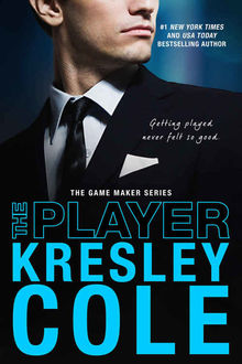 The Player (The Game Maker #3), Kresley Cole