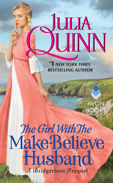 The Girl With The Make-Believe Husband, Julia Quinn