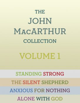 The John MacArthur Collection Volume 1, Jr. MacArthur