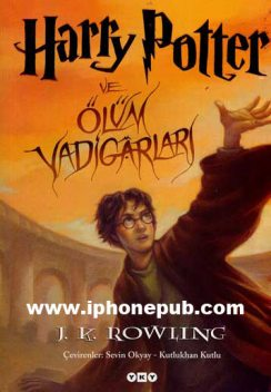Harry Potter ve Ölüm Yadigarları, J. K. Rowling