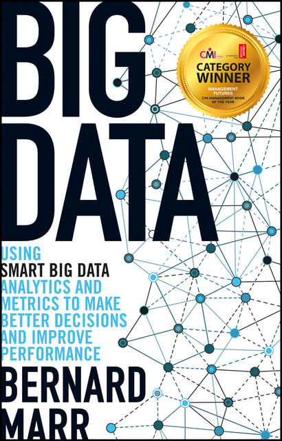Big Data, Bernard Marr