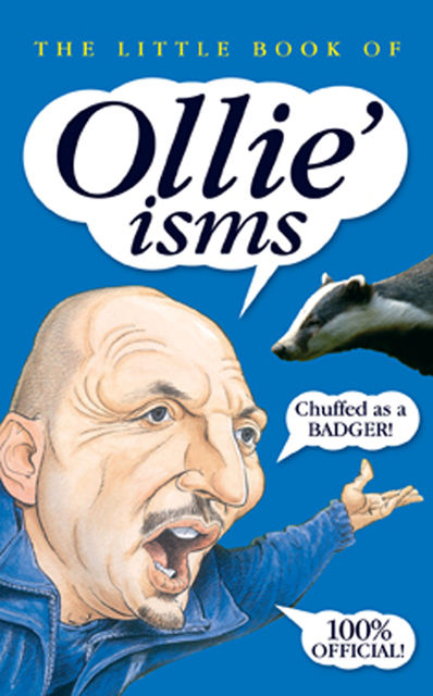 Little Book of Ollie'isms, Ian Holloway