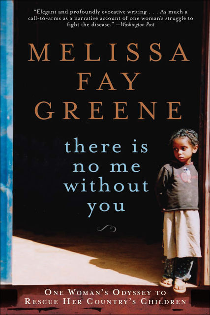 There Is No Me Without You, Melissa Fay Greene