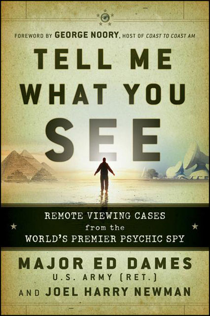 Tell Me What You See, Edward A.Dames, Joel Harry Newman