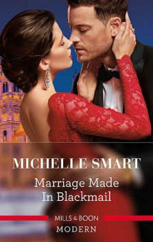 Marriage Made In Blackmail, Michelle Smart