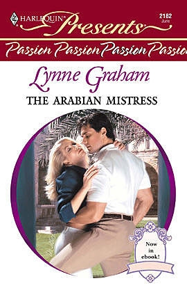The Arabian Mistress, Lynne Graham