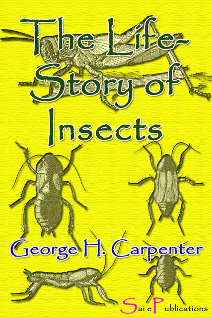 The Life-Story of Insects, George H.Carpenter