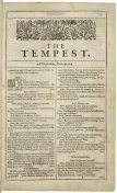 The Tempest, William Shakespeare