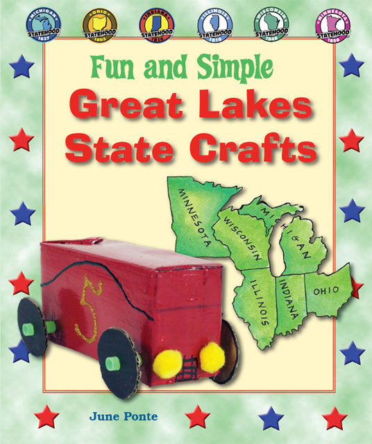 Fun and Simple Great Lakes State Crafts, June Ponte