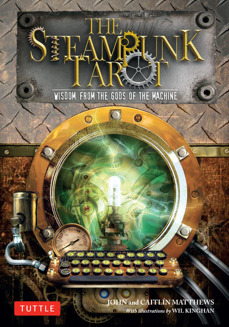 The Steampunk Tarot Ebook, John Matthews, Caitlín Matthews