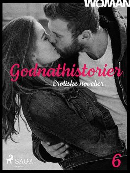 Godnathistorier – WOMAN – 6, Woman – Diverse forfattere