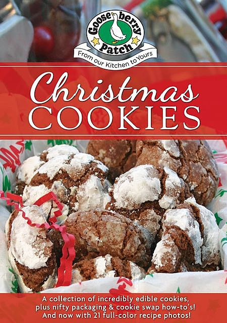Christmas Cookies, Gooseberry Patch