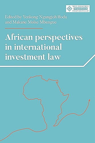 African perspectives in international investment law, Makane Moïse Mbengue, Yenkong Ngangjoh Hodu