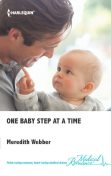 One Baby Step at a Time, Meredith Webber