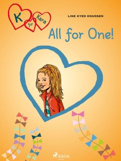 K for Kara 5 – All for One, Line Kyed Knudsen