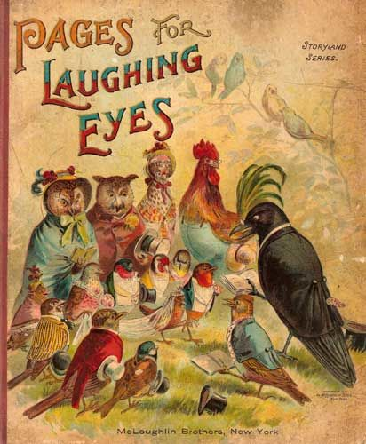 Pages for Laughing Eyes,
