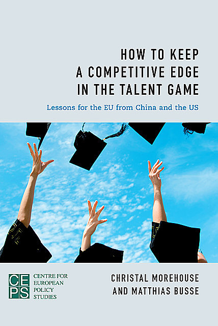 How to Keep a Competitive Edge in the Talent Game, Christal Morehouse
