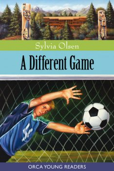 A Different Game, Sylvia Olsen