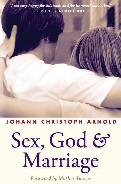 Sex, God & Marriage, Johann Arnold Christoph