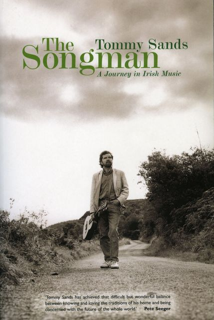 The Songman, Tommy Sands