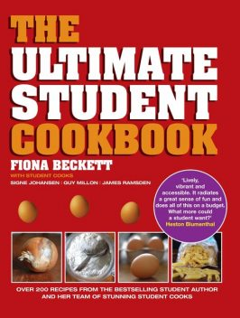 The Ultimate Student Cookbook, Fiona Beckett