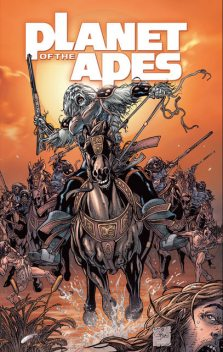 Planet of the Apes: Vol. 2, Daryl Gregory