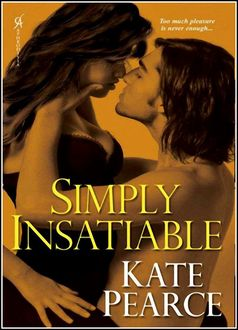 Simplemente Insaciable (No Oficial), Kate Pearce