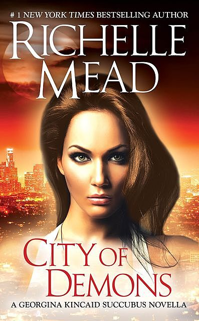 City of Demons, Richelle Mead