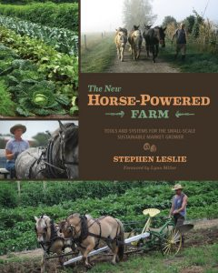 The New Horse-Powered Farm, Leslie Stephen
