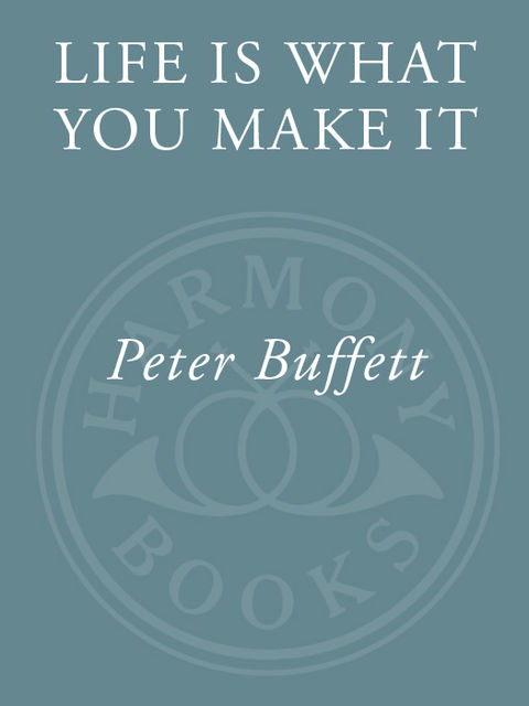 Life Is What You Make It, Peter Buffett