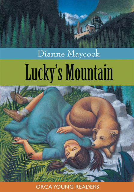 Lucky's Mountain, Dianne Maycock