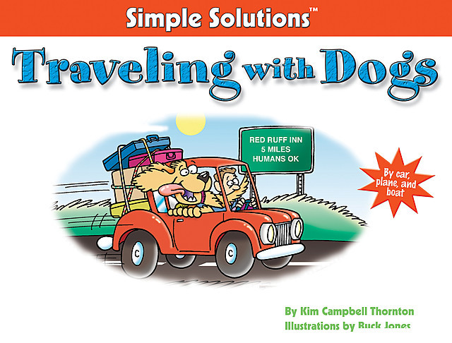 Traveling With Dogs, Kim Campbell Thornton