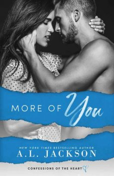 More of You, A.L. Jackson