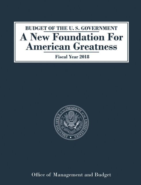 Budget of the U.S. Government, Budget, Office of Management