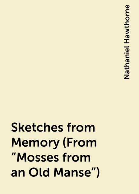 Sketches from Memory (From