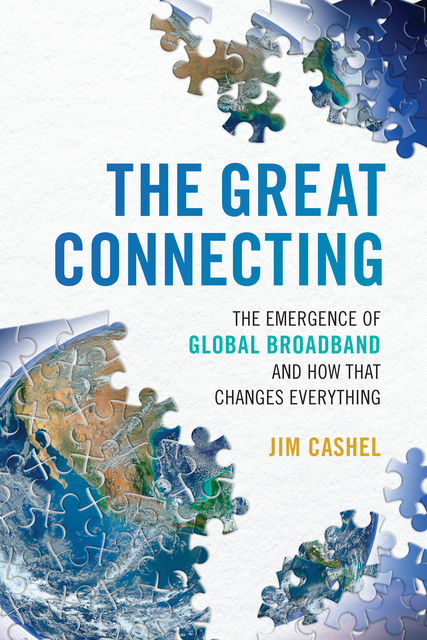 The Great Connecting, Jim Cashel